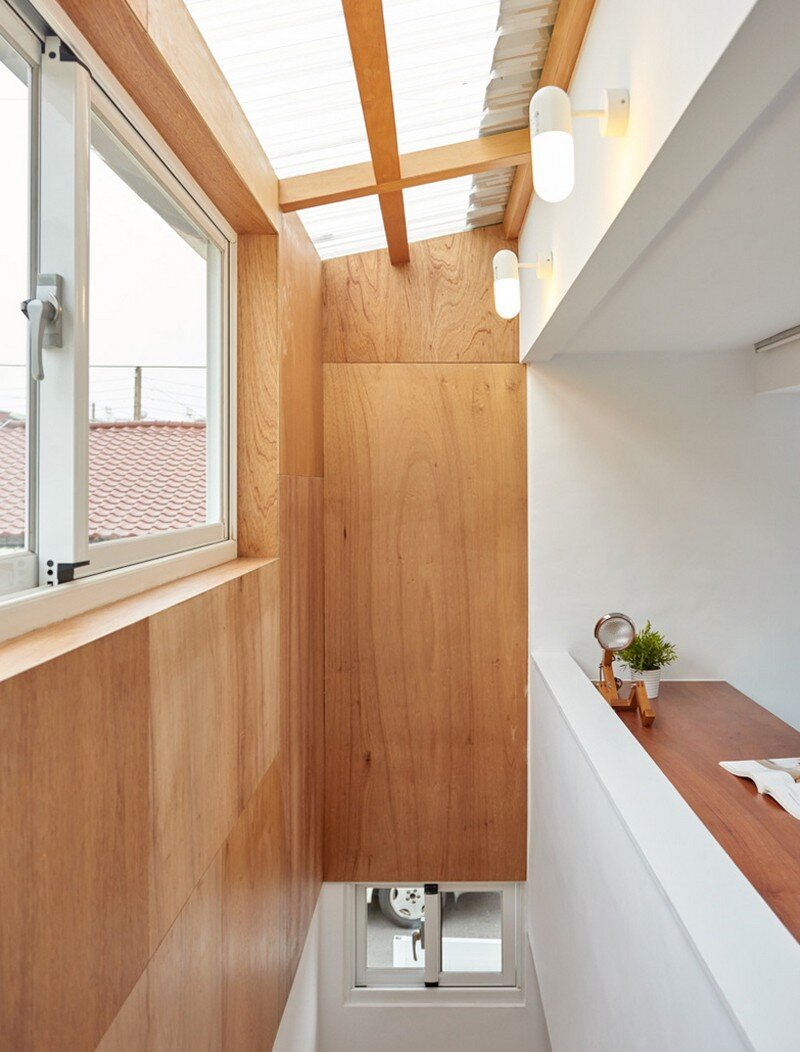 Airy Home in Taiwan with Optimal Balance Between Space and Lighting (6)