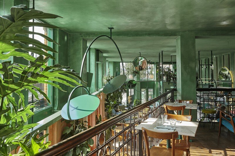 Bar Botanique Cafe Tropique by Studio Modijefsky (15)