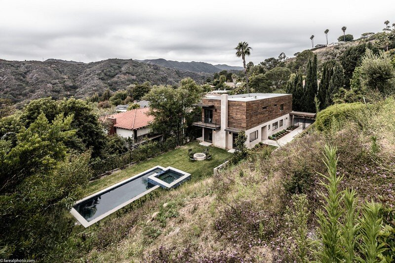 Bayliss House by Ryder Architecture & Design Los Angeles (2)