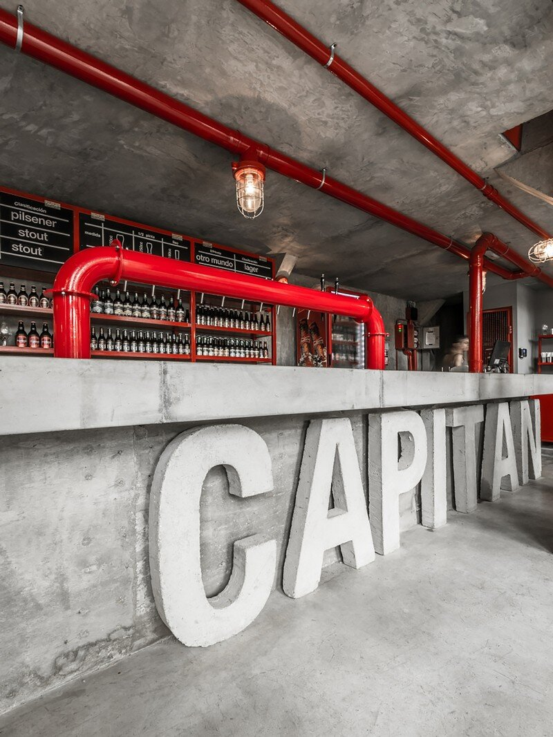 Captain Central Brewery - Old Police Station Turned into a Monumental Bar (11)