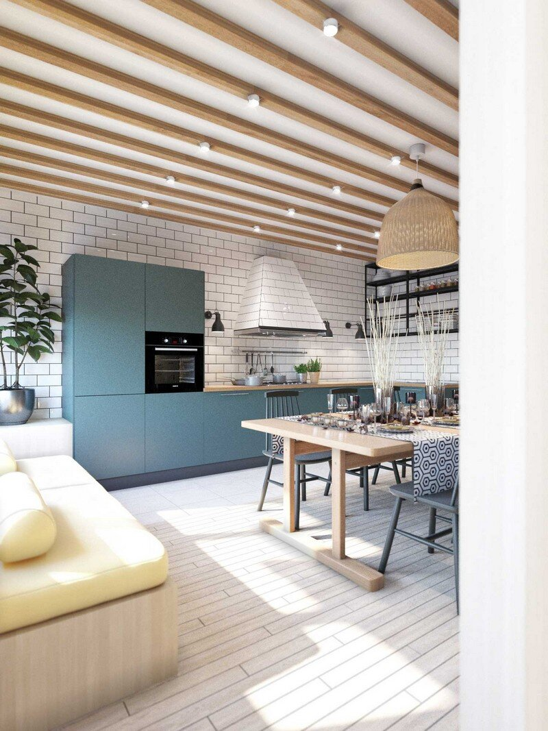 Contemporary Eco-Design by Cult of Design Apartment in Kyiv (19)