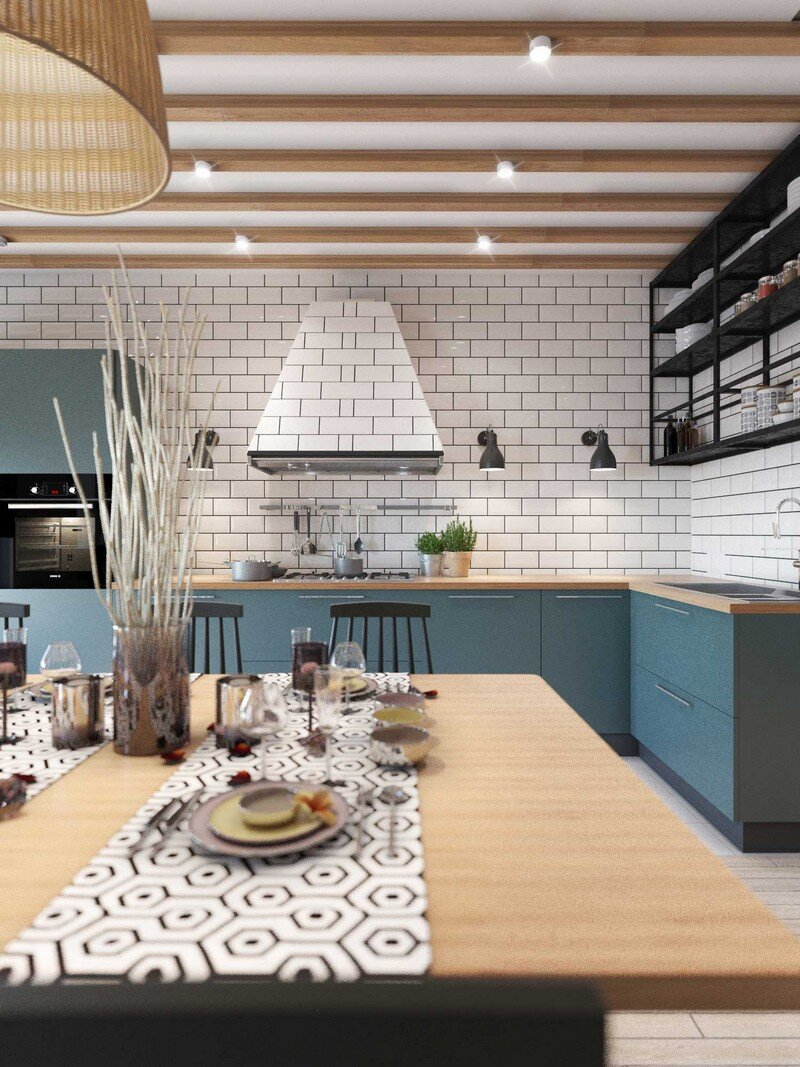 Contemporary Eco-Design by Cult of Design Apartment in Kyiv (21)
