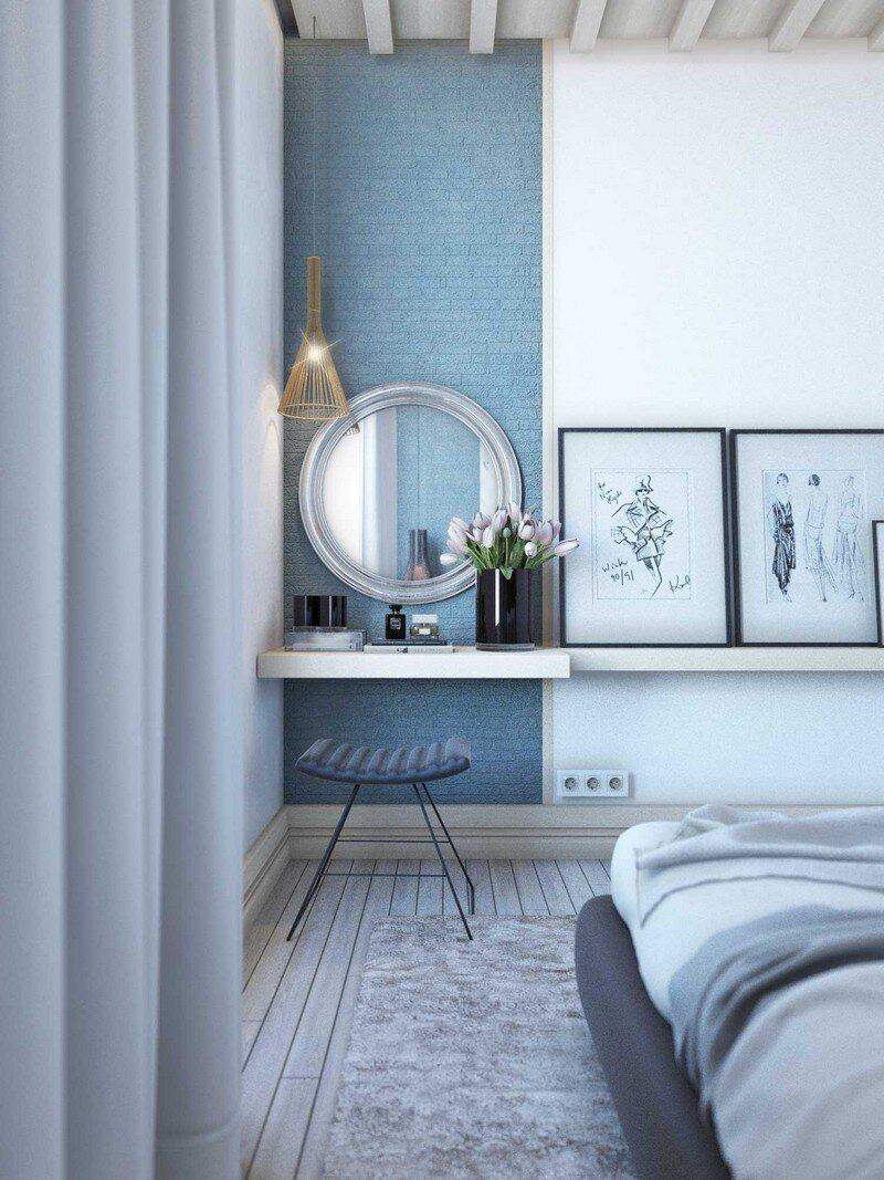 Contemporary Eco-Design by Cult of Design Apartment in Kyiv (6)
