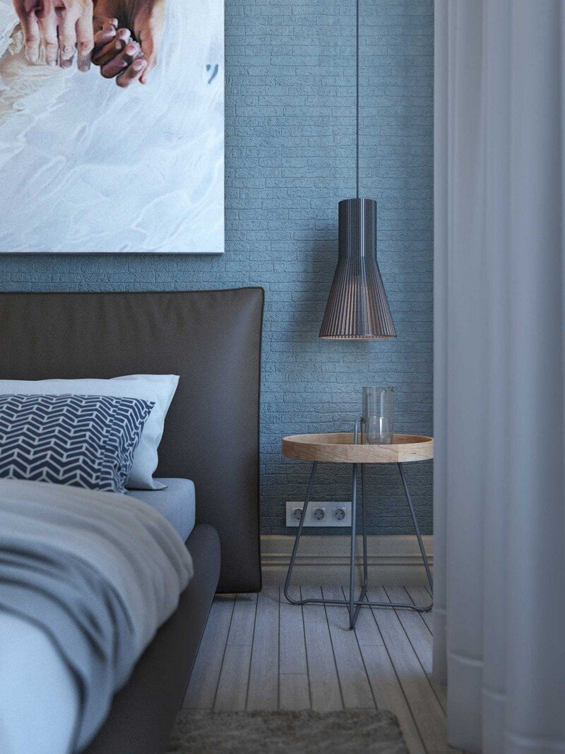 Contemporary Eco-Design by Cult of Design Apartment in Kyiv (8)