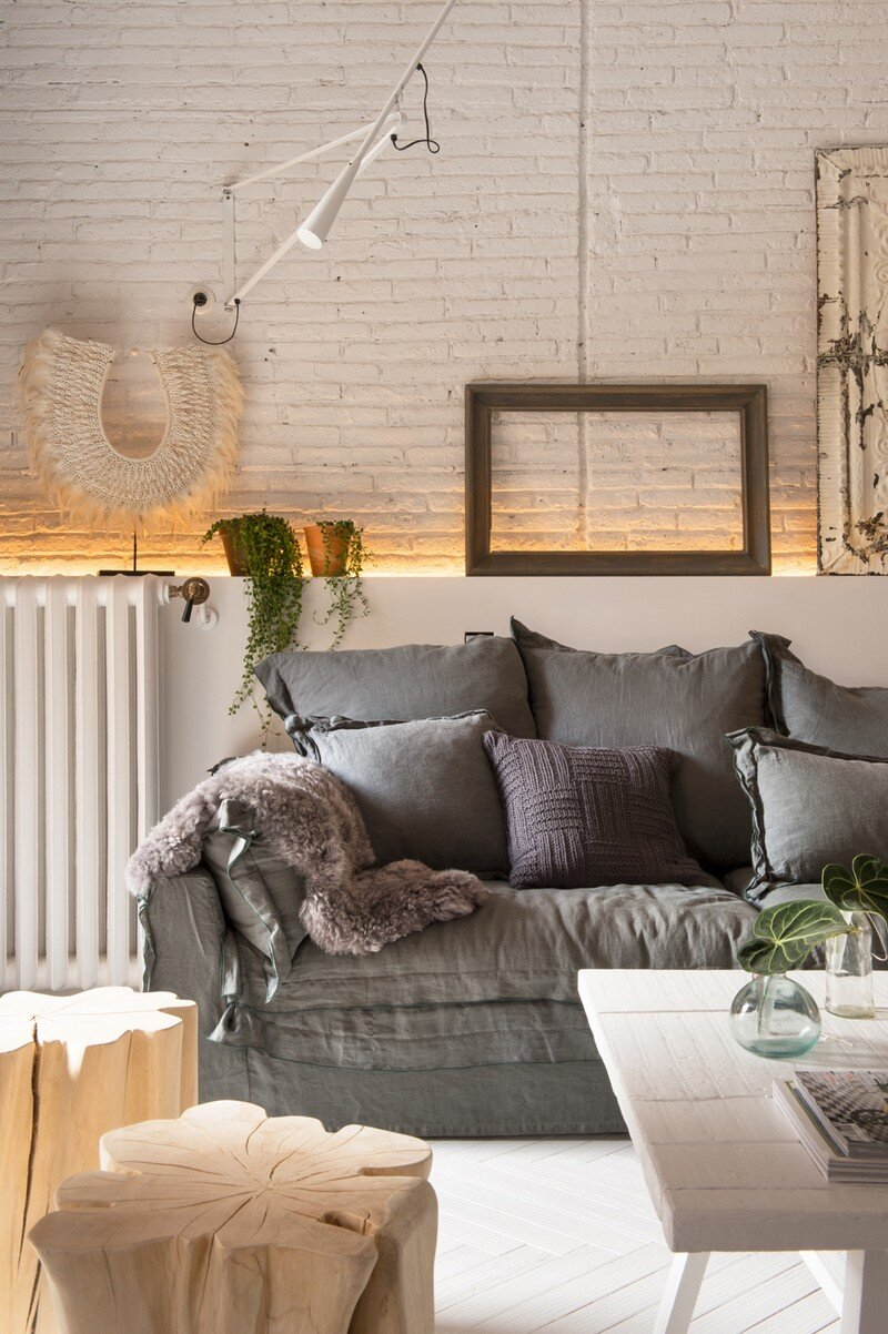 Eixample Loft - Two Apartments United into a Charming Home (5)