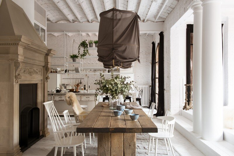 Eixample Loft - Two Apartments United into a Charming Home (7)