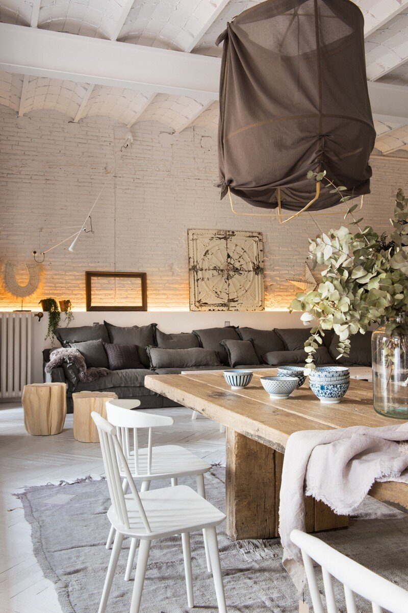 Eixample Loft - Two Apartments United into a Charming Home (8)