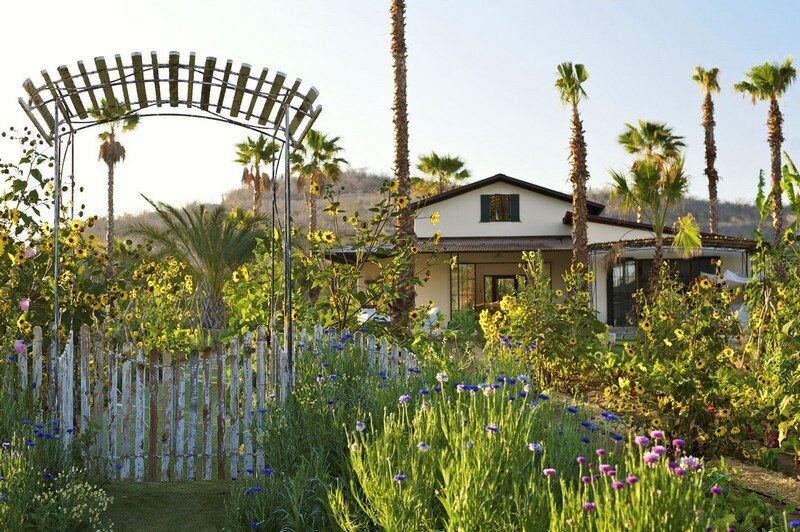 Flora Farms Culinary Cottages in Baja California, Mexico (1)