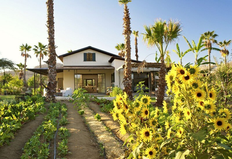 Flora Farms Culinary Cottages in Baja California, Mexico (2)