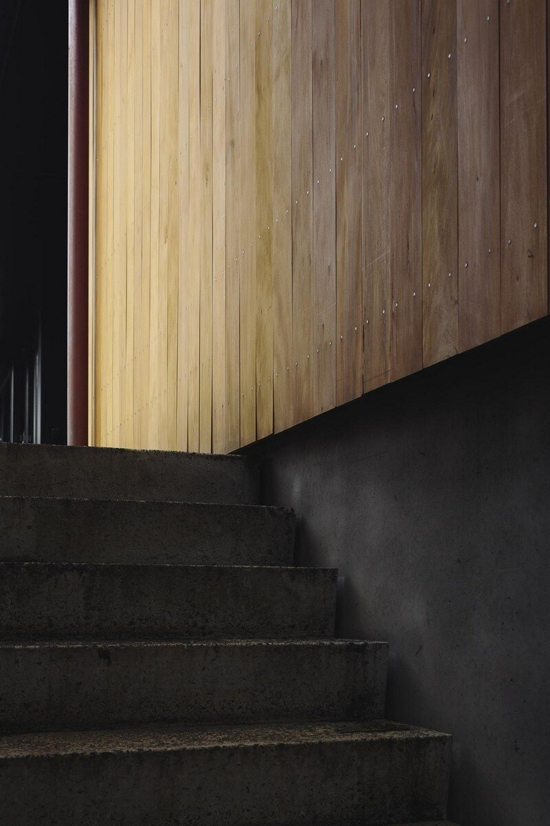 stairs, Fearon Hay Architects (11)