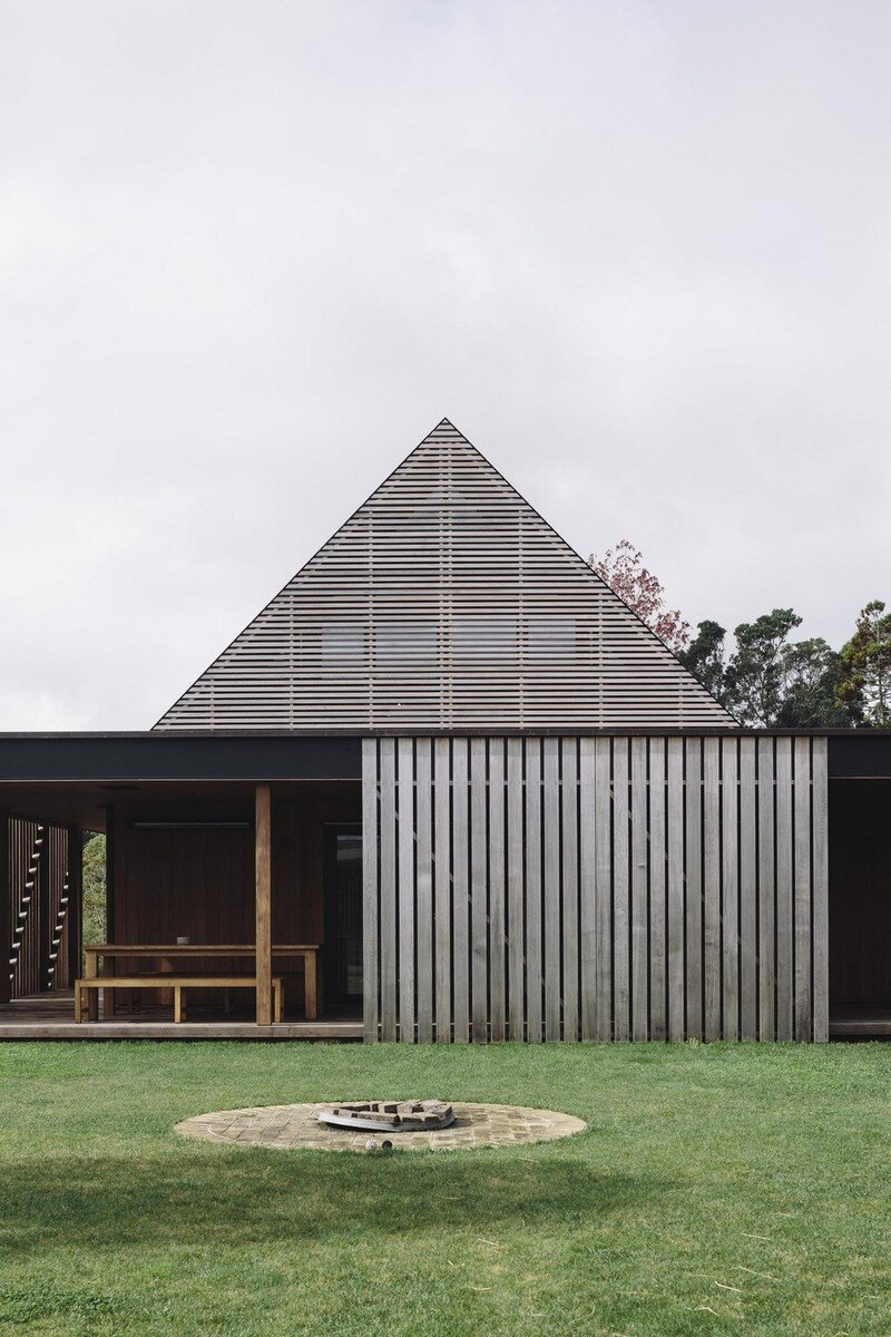 Forest House by Fearon Hay Architects (6)