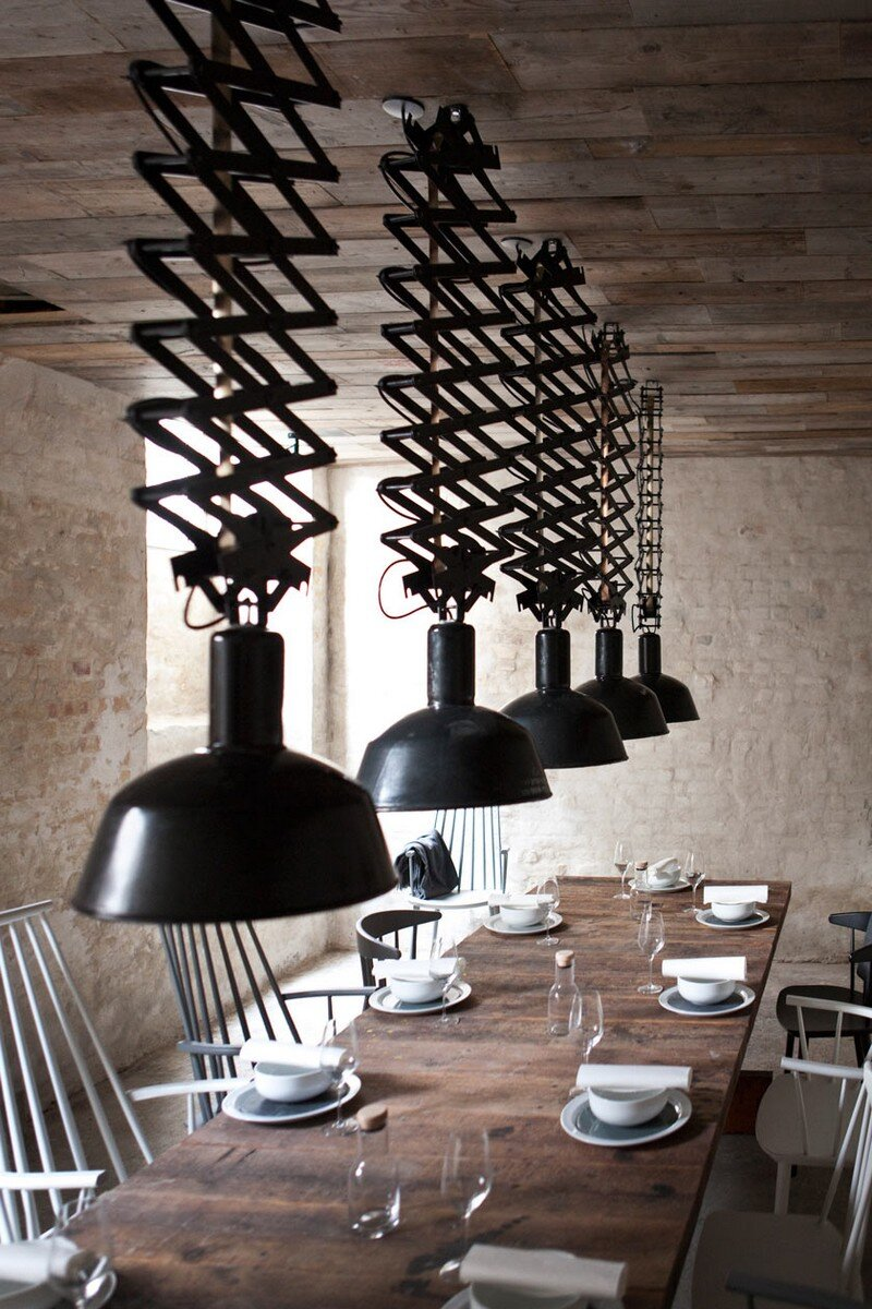 Höst Restaurant - Rustic Scandinavian Interior by Norm Architects (9)