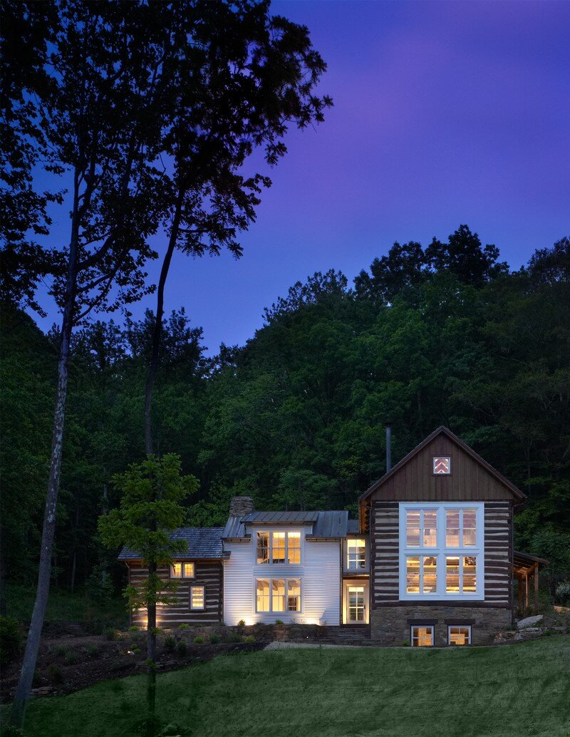 Hazel River Cabin by Bonstra Haresign Architects (13)