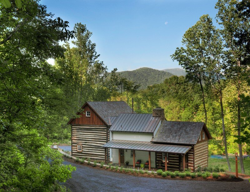 Hazel River Cabin by Bonstra Haresign Architects (14)