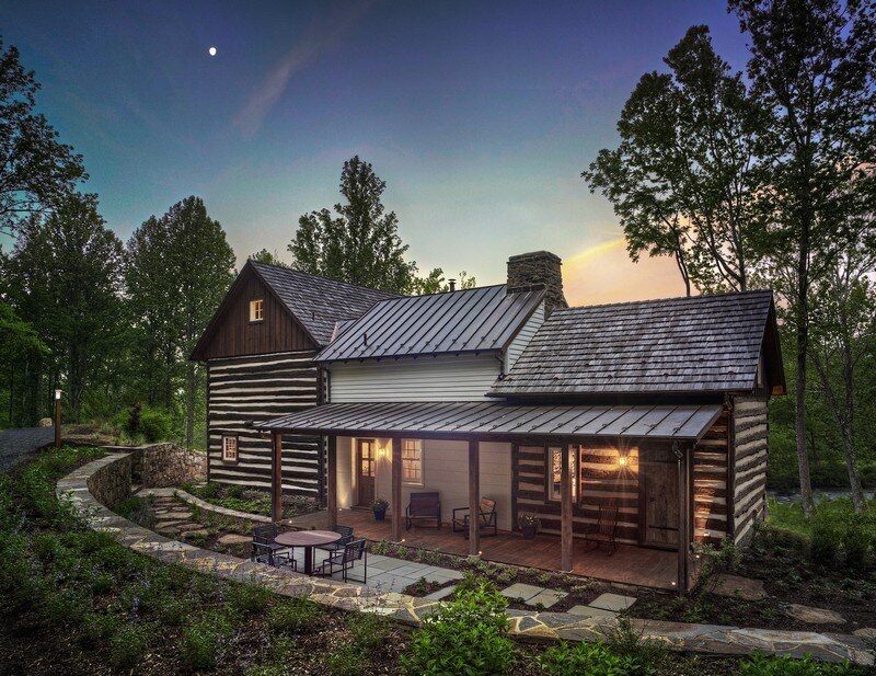 Hazel River Cabin by Bonstra Haresign Architects (16)
