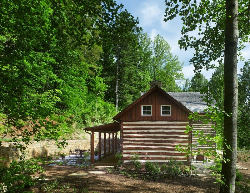Hazel River Cabin by Bonstra Haresign Architects (18)