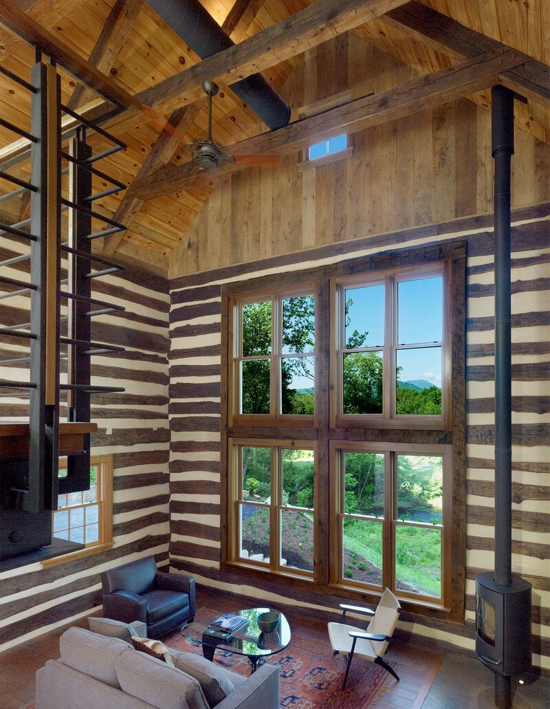 Hazel River Cabin by Bonstra Haresign Architects (3)