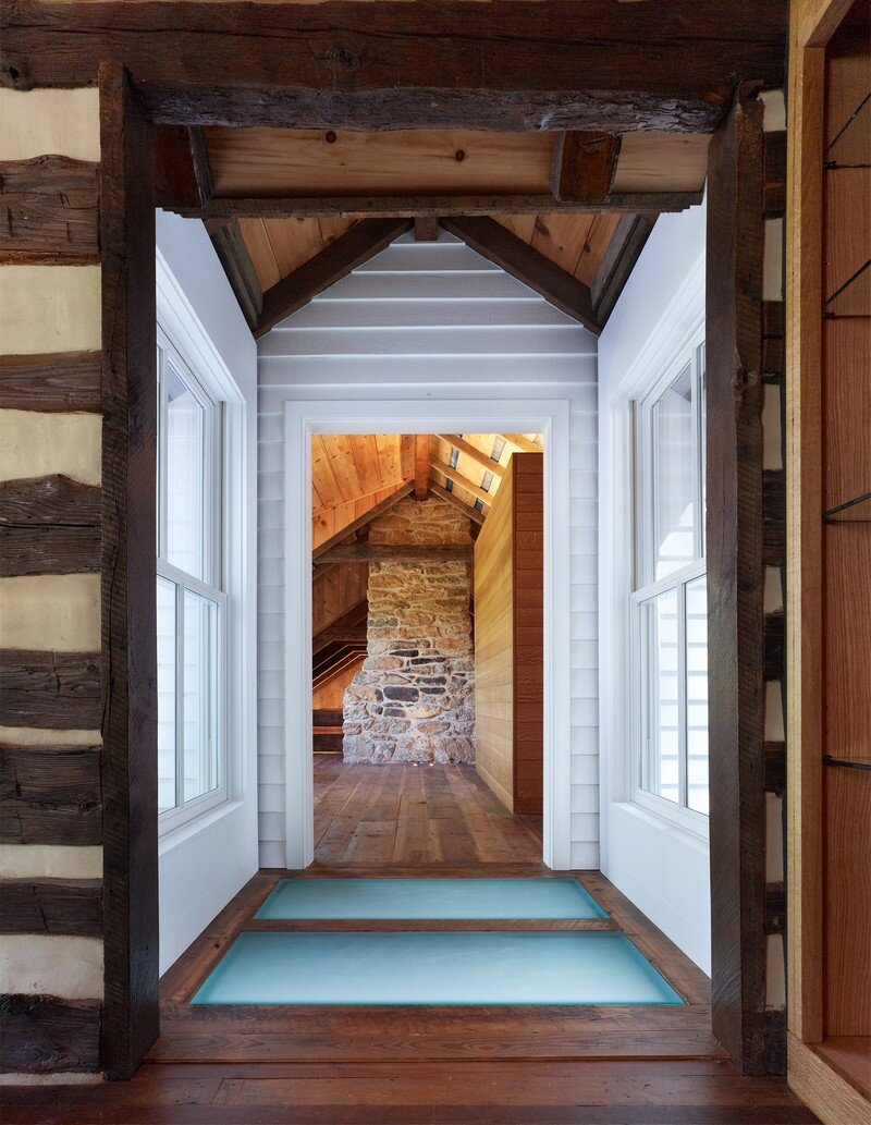 Hazel River Cabin by Bonstra Haresign Architects (7)