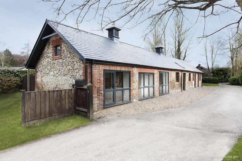 Historic Horse Stables Turned into a Wonderful Three Bedroom Home