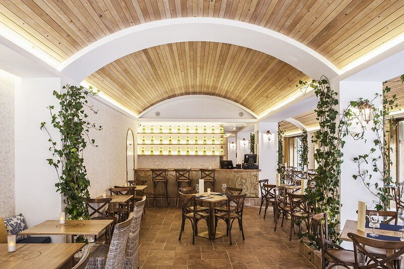 Italian Restaurant Inspired by the Amalfi Coast Barea+Partners (10)