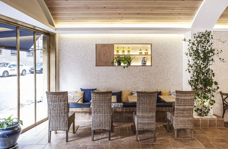 Italian Restaurant Inspired by the Amalfi Coast Barea+Partners (12)