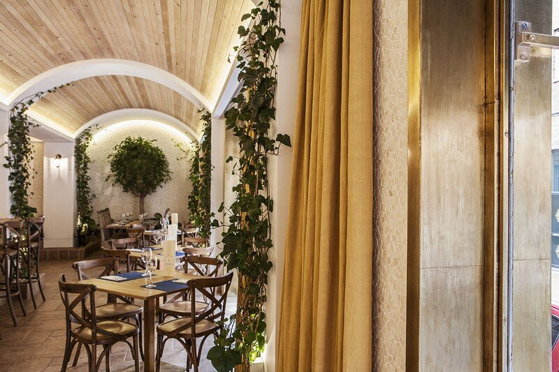 Italian Restaurant Inspired by the Amalfi Coast Barea+Partners (15)