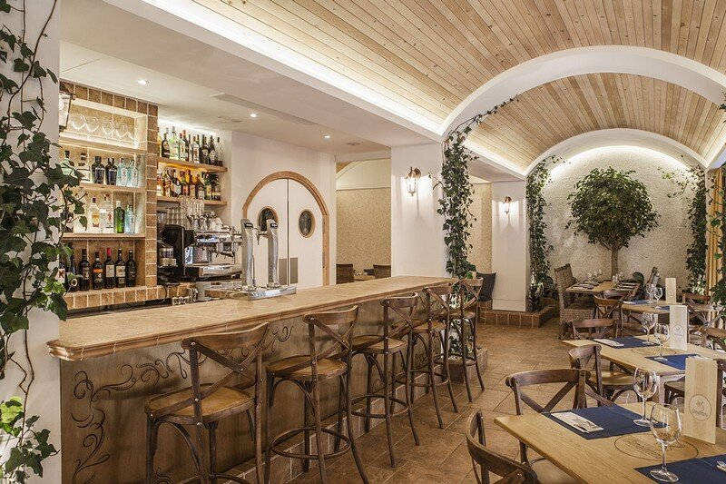 Italian Restaurant Inspired by the Amalfi Coast Barea+Partners (16)