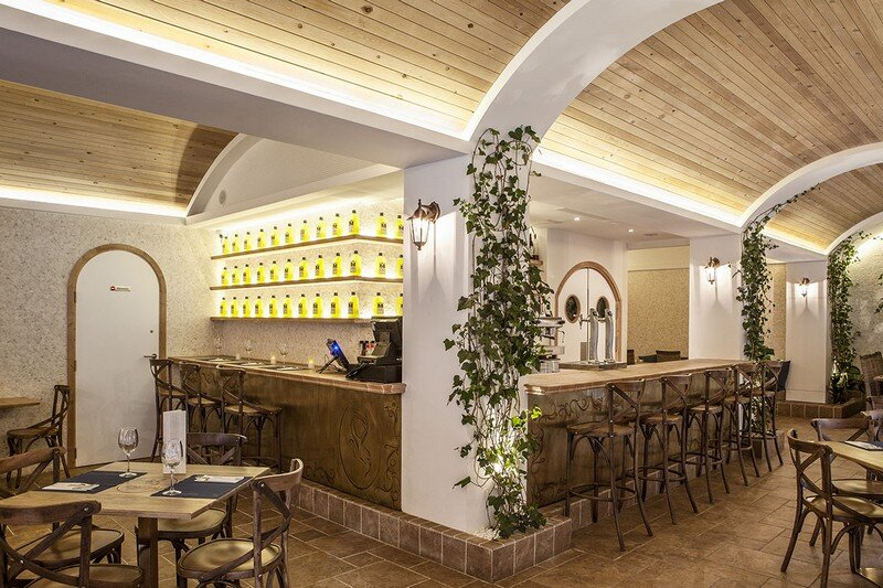 Italian Restaurant Inspired by the Amalfi Coast Barea+Partners (17)