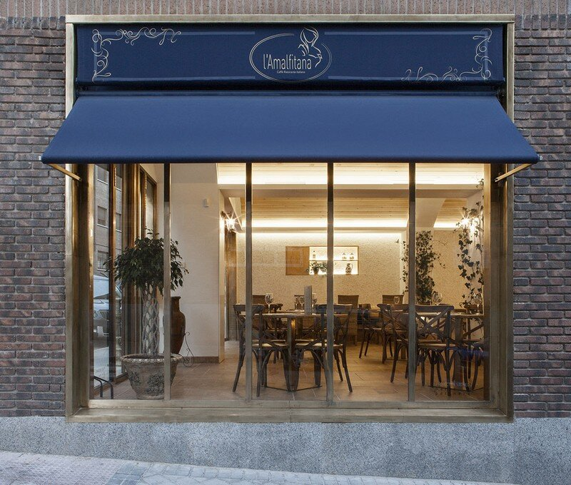 Italian Restaurant Inspired by the Amalfi Coast Barea+Partners (20)