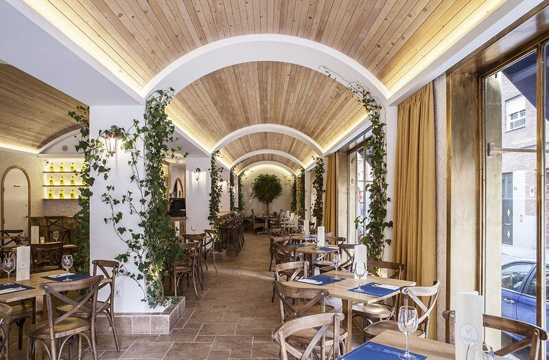 Italian Restaurant Inspired by the Amalfi Coast Barea+Partners (5)