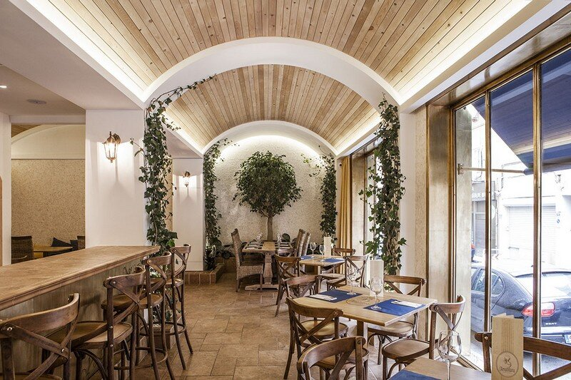 Italian Restaurant Inspired by the Amalfi Coast Barea+Partners (6)
