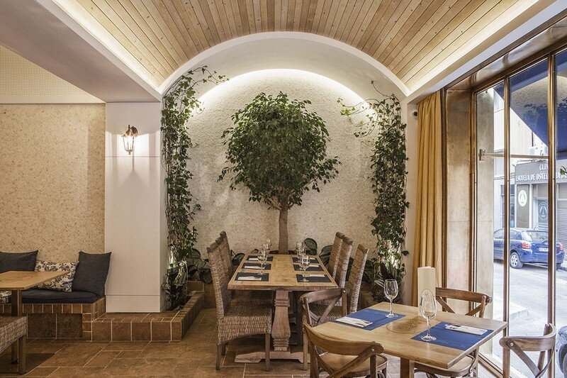 Italian Restaurant Inspired by the Amalfi Coast Barea+Partners (7)