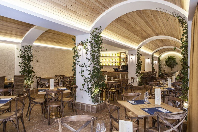 Italian Restaurant Inspired by the Amalfi Coast Barea+Partners (8)