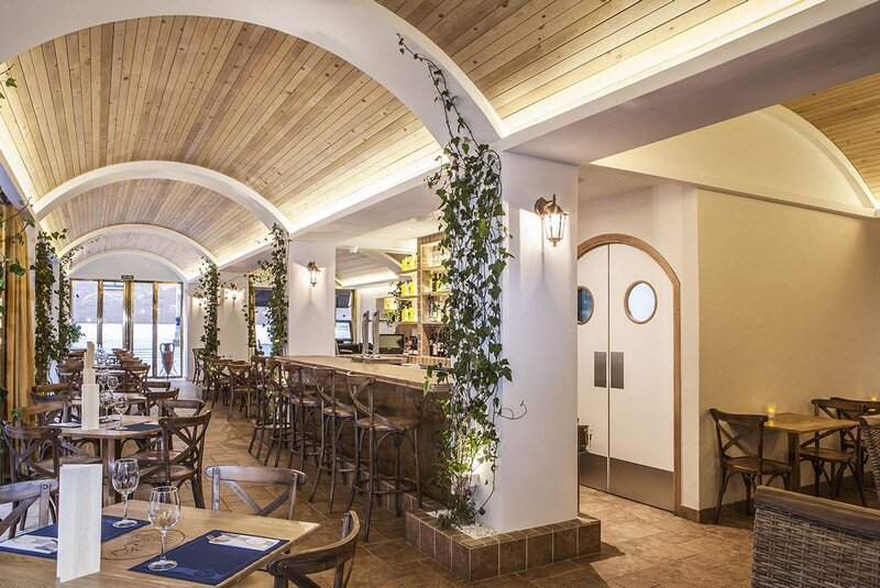 Italian Restaurant Inspired by the Amalfi Coast Barea+Partners (9)