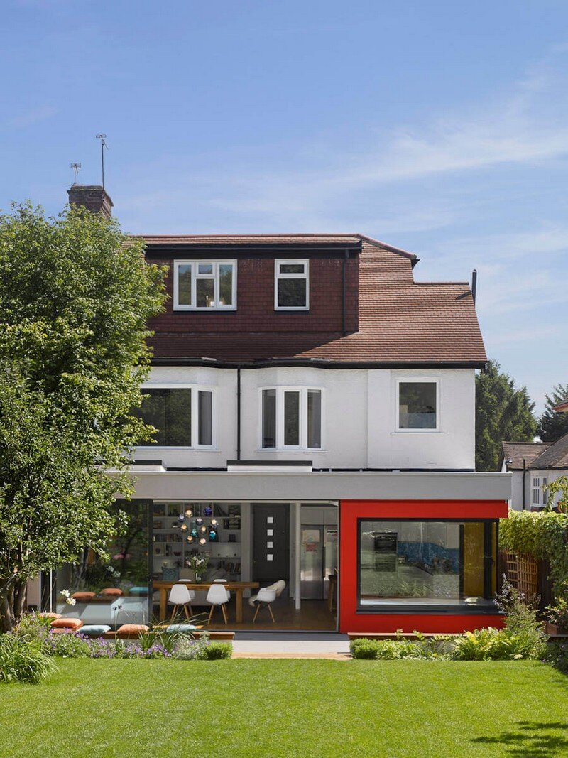 Minchenden Crescent by Andrew Mulroy Architects (1)