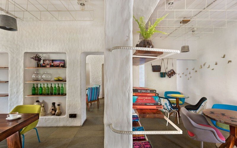 Project Cafe - Dynamic Space for Food, Art and Retail (2)