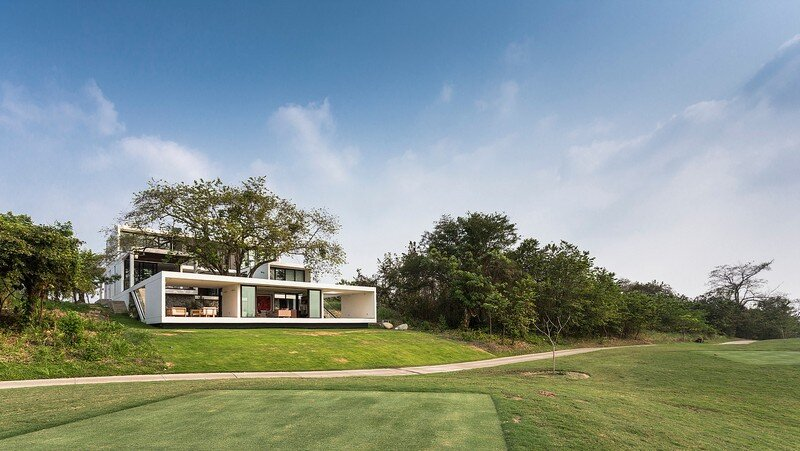 Tropical Eco-Friendly House by Alberto Zavala Arquitectos (1)