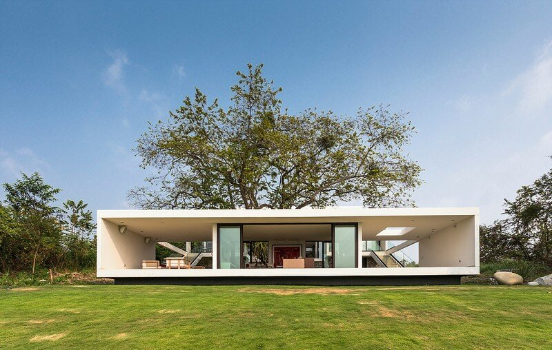 Tropical Eco-Friendly House by Alberto Zavala Arquitectos (16)
