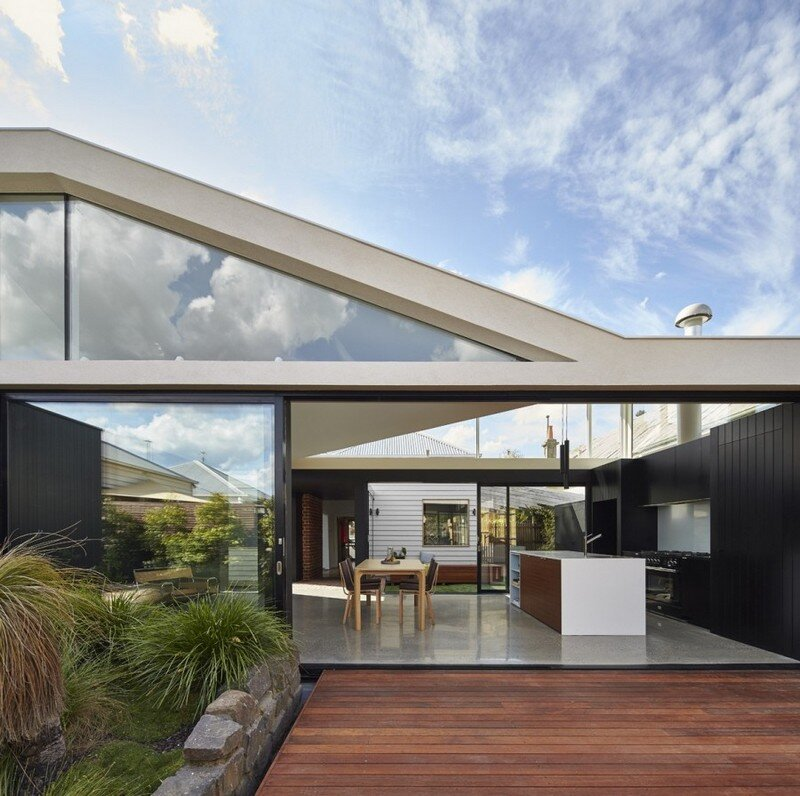 Tunnel House - Addition to an Existing Double Fronted Dwelling (4)