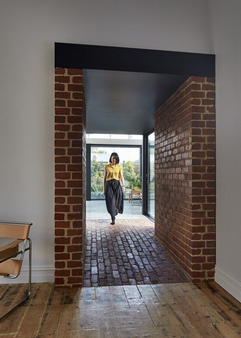 Tunnel House - Addition to an Existing Double Fronted Dwelling (7)