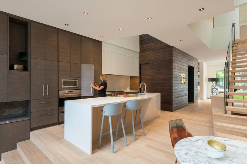 kitchen, Architects Luc Bouliane (13)