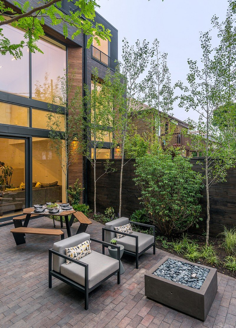 patio, terrace, Architects Luc Bouliane (16)