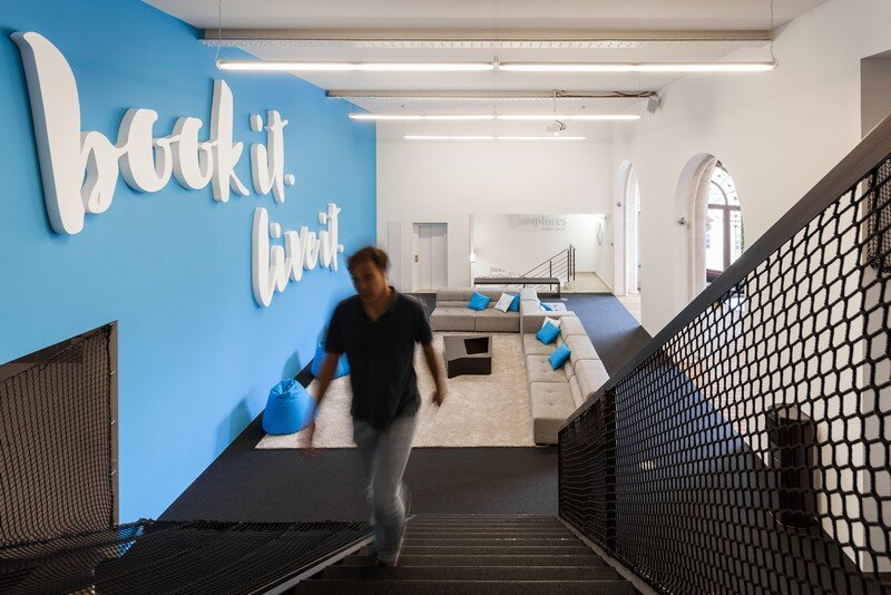 Uniplaces Headquarters in Lisbon by Paralelo Zero
