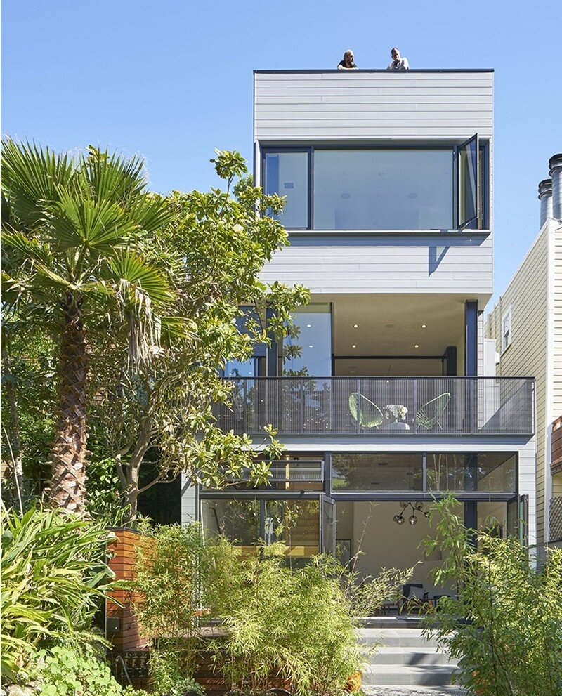 29th Street Residence in San Francisco Schwartz and Architecture (1)