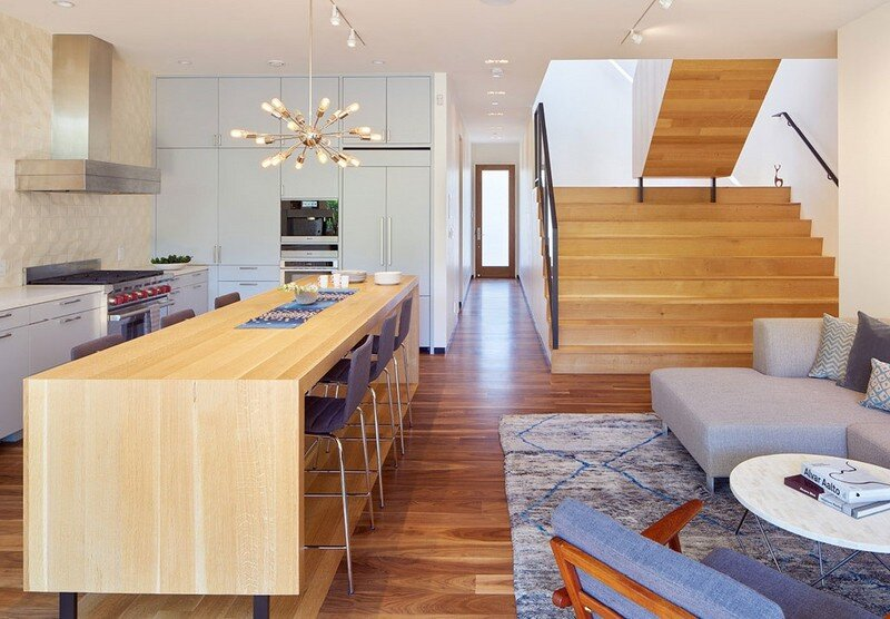 29th Street Residence in San Francisco Schwartz and Architecture (6)