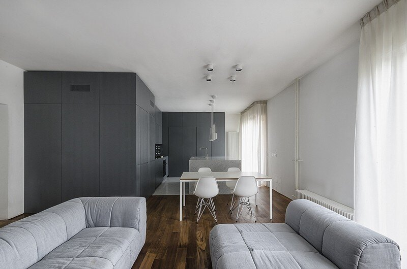 Apartment in Pisa by Sundaymorning Architectural Office (3)
