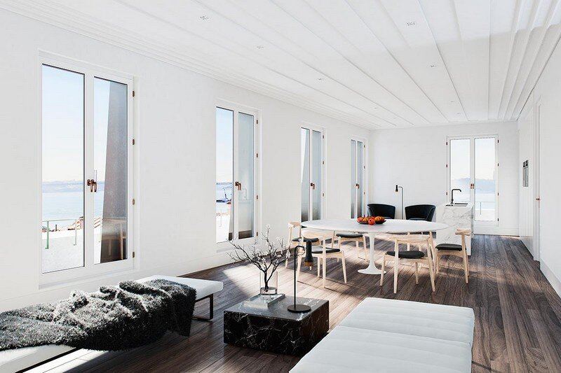 Architectural Rendering of Apartments in Lisbon Berga and González Architects (2)