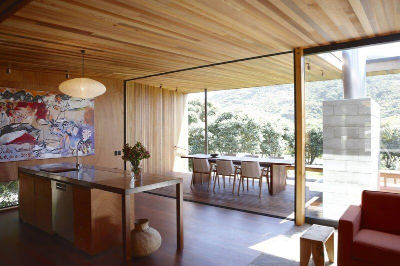 Bethells Bach - Two-Bedroom Bach at the Beach by Herbst Architects (5)