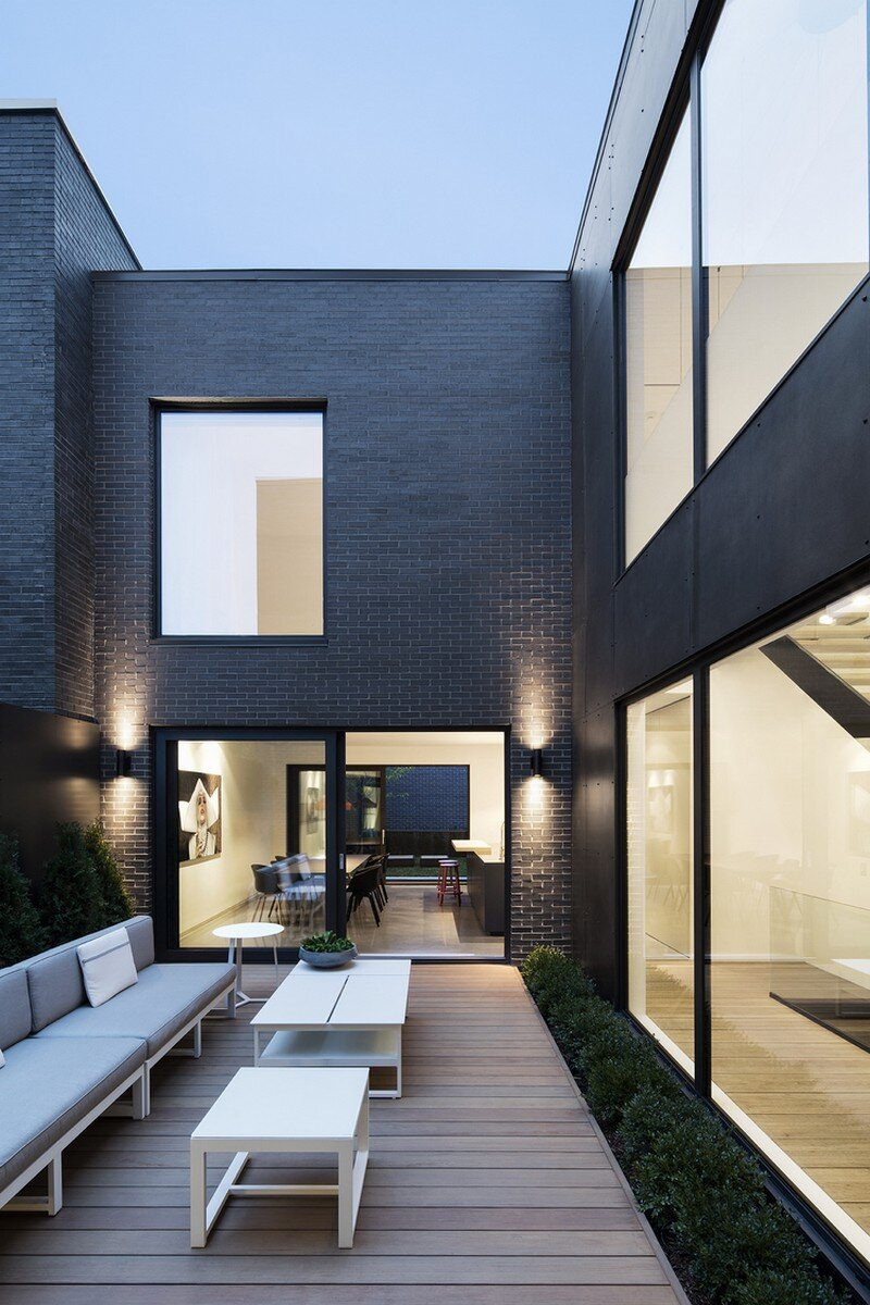 Christophe Colomb House in Montreal Henri Cleinge and Manon Belanger (1)