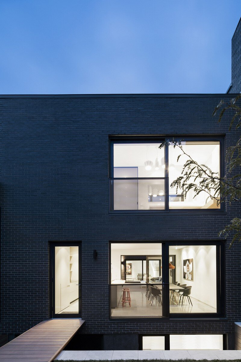Christophe Colomb House in Montreal  Henri Cleinge and Manon Belanger (2)